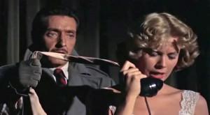 """Extrait de Dial M For Murder  """"Le crime était presque parfait"""" (réalisé par Alfred Hitchcock 1954) in """"Résistance Naturelle"""" (00:37:56)"""