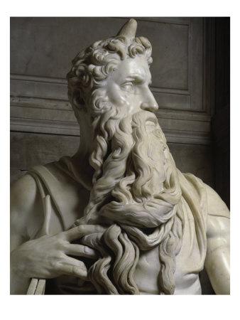 Le Moïse de Michel-Ange, Rome